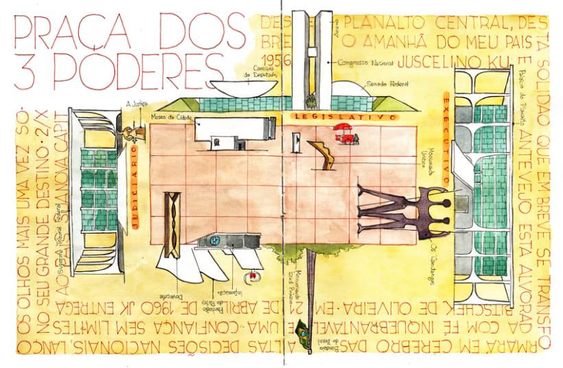 Cuaderno de Viajes de Brasil 1