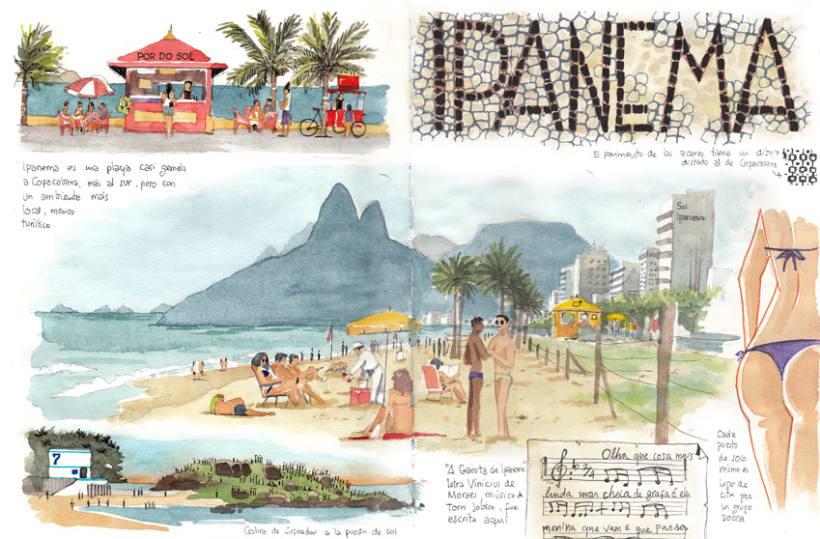 Cuaderno de Viajes de Brasil 3