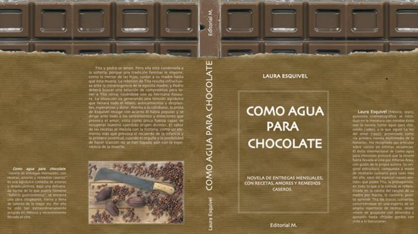 Como Agua para Chocolate 1