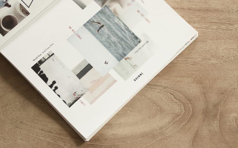 Libro Scher - Recopilación de proyectos realizados en el Posgrado de Diseño y dirección de arte.  1