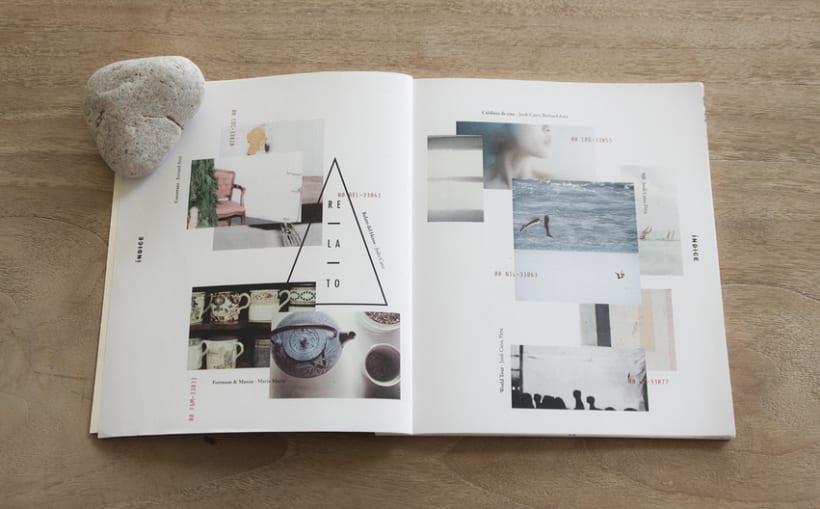 Libro Scher - Recopilación de proyectos realizados en el Posgrado de Diseño y dirección de arte.  2