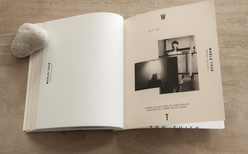 Libro Scher - Recopilación de proyectos realizados en el Posgrado de Diseño y dirección de arte.  5
