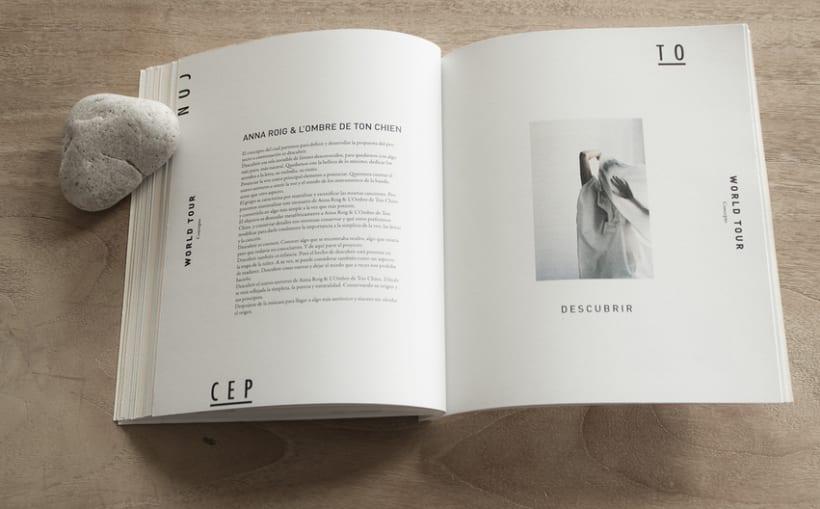 Libro Scher - Recopilación de proyectos realizados en el Posgrado de Diseño y dirección de arte.  7