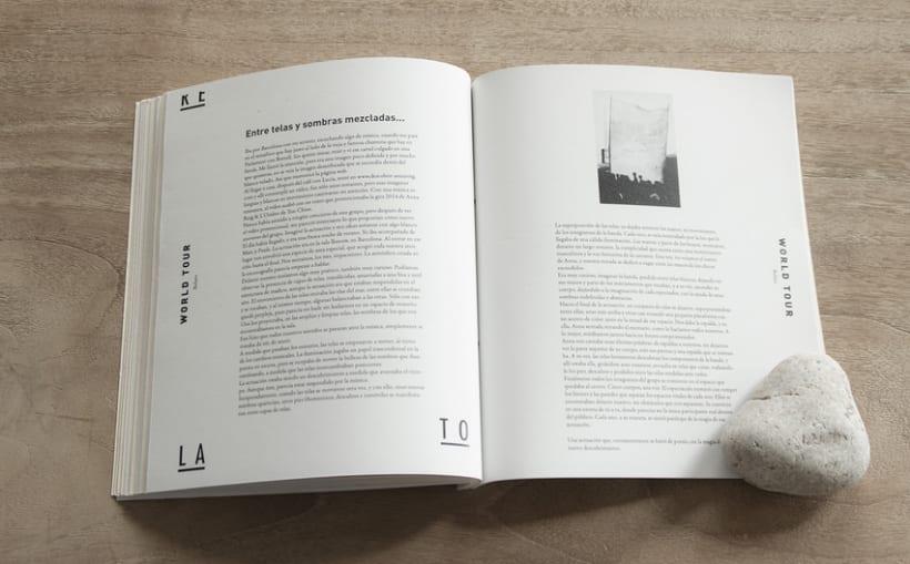 Libro Scher - Recopilación de proyectos realizados en el Posgrado de Diseño y dirección de arte.  8