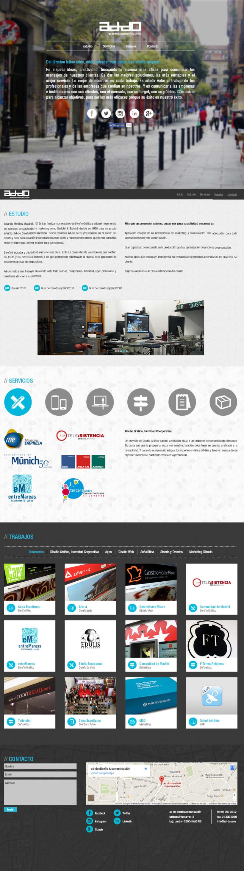 CSS - Responsive Design - Addo 0