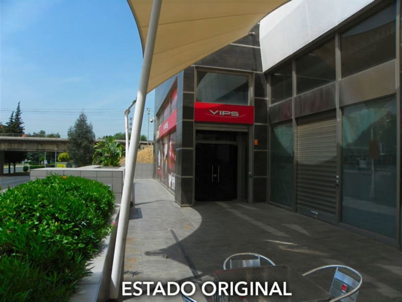 Implantación gimnasio Sevilla  -1
