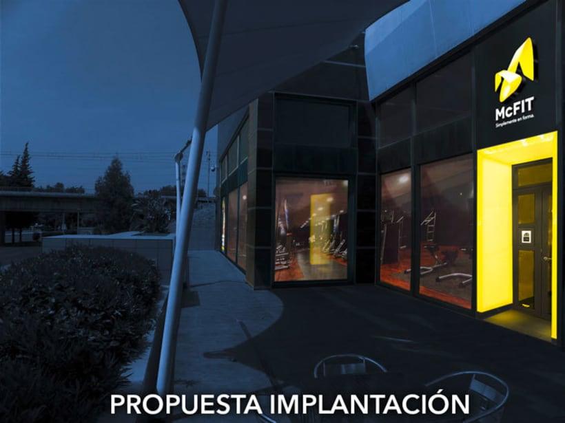 Implantación gimnasio Sevilla  0