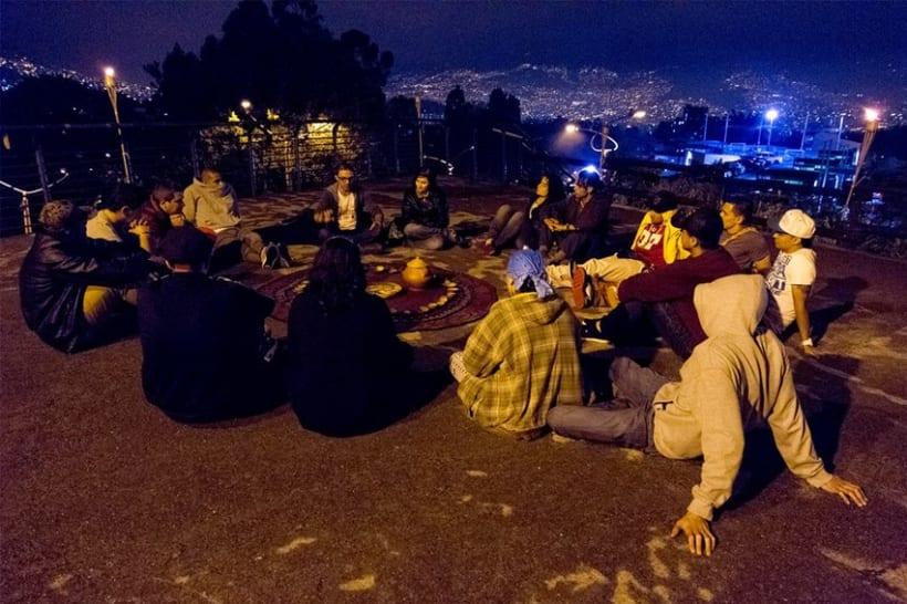 CIUDAD LEYENDA: Proyecto de ciudad que funciona como plataforma para el encuentro de conocimientos y saberes  3