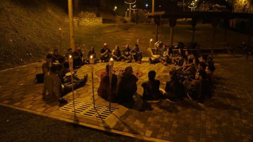 CIUDAD LEYENDA: Proyecto de ciudad que funciona como plataforma para el encuentro de conocimientos y saberes  4