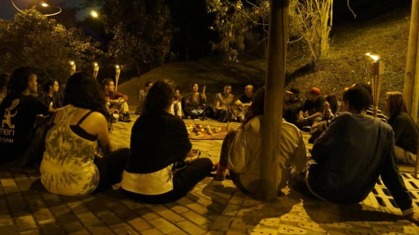 CIUDAD LEYENDA: Proyecto de ciudad que funciona como plataforma para el encuentro de conocimientos y saberes  5