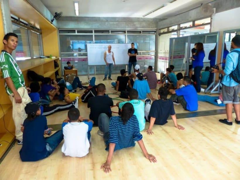 CIUDAD LEYENDA: Proyecto de ciudad que funciona como plataforma para el encuentro de conocimientos y saberes  11