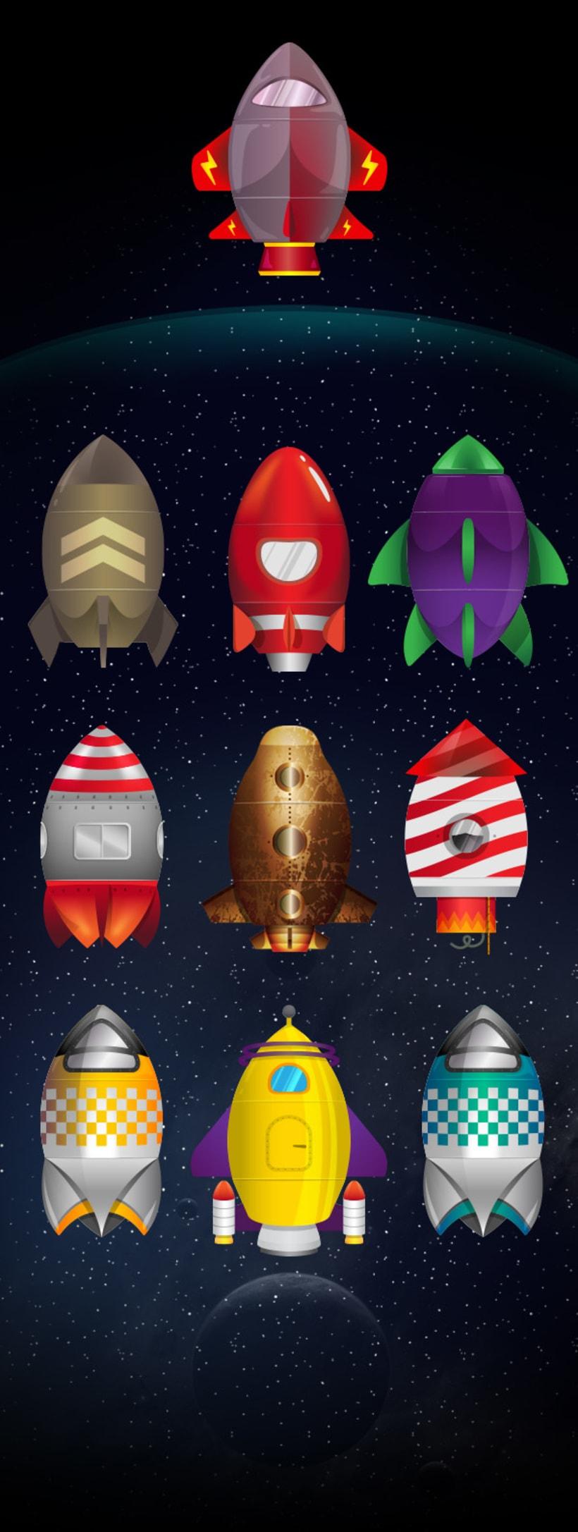 Lil'Rocket Game (Work in progress). 6