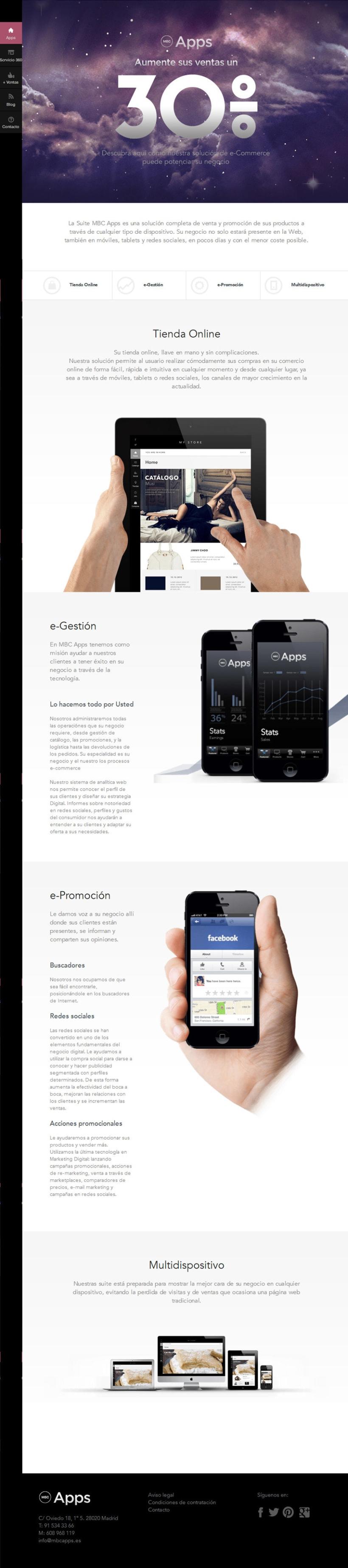 Responsive Design + CSS + xHTML - MBC Apps 0