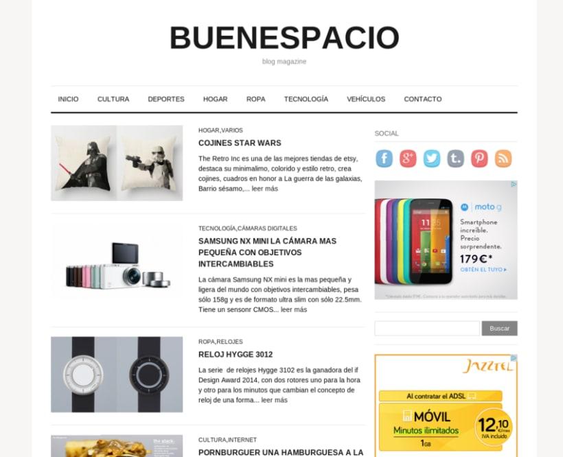 Buenespacio | Blog Magazine -1