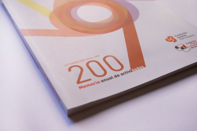 Memoria Anual de actividades Fundación Empresa Universidad de Granada (FEUGR) 2