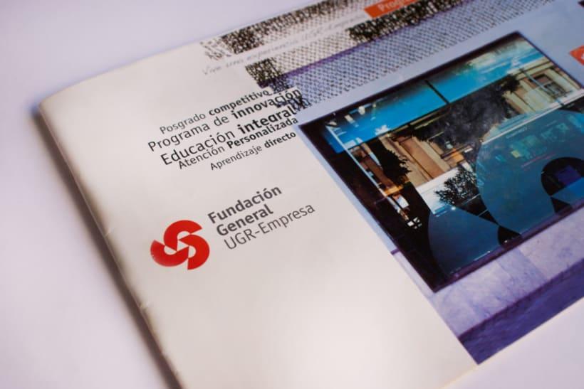 """Programas Máster """"Fundación Empresa Universidad de Granada"""" (FEUGR) 0"""