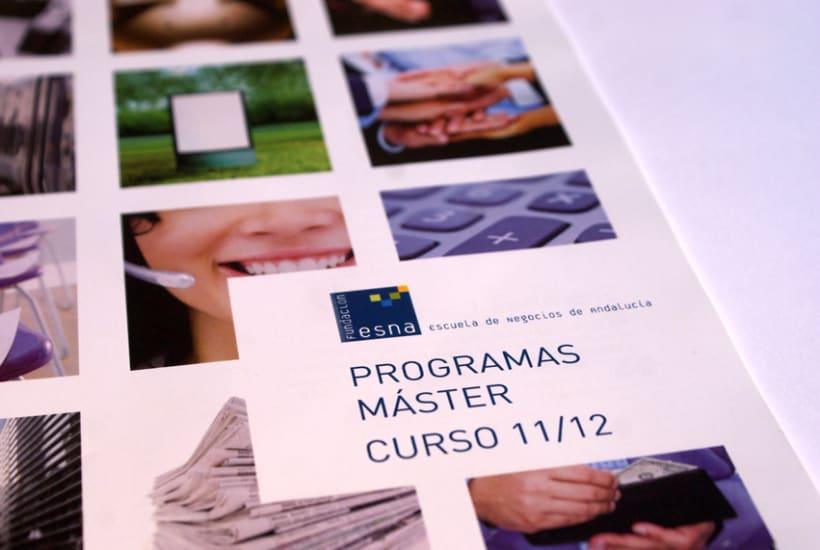Programas Master (Genérico e Individuales) para la Fundación ESCO ESNA / FESNA 9