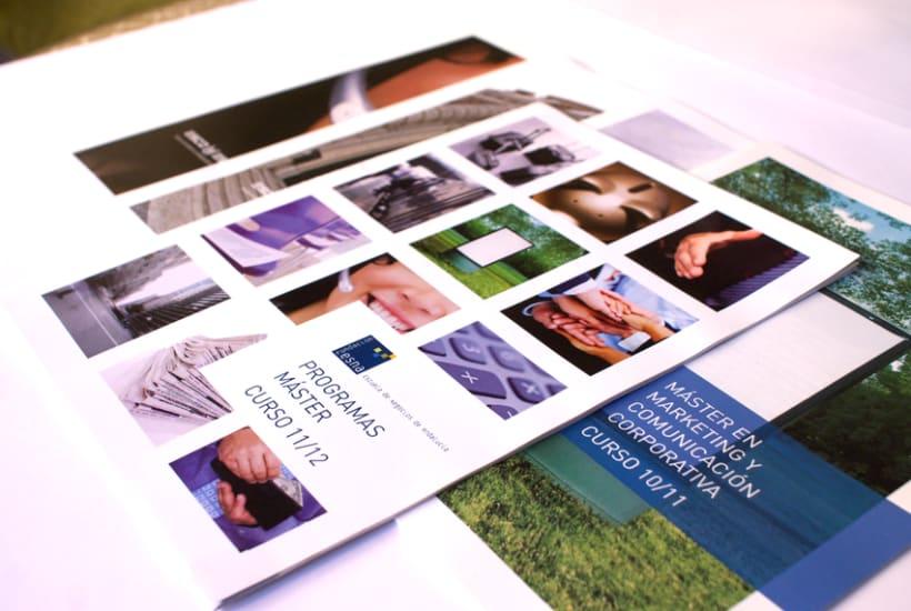 Programas Master (Genérico e Individuales) para la Fundación ESCO ESNA / FESNA 0