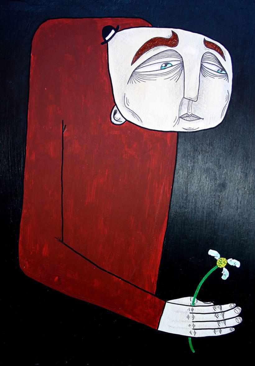 Pinturas para una exposicion 1