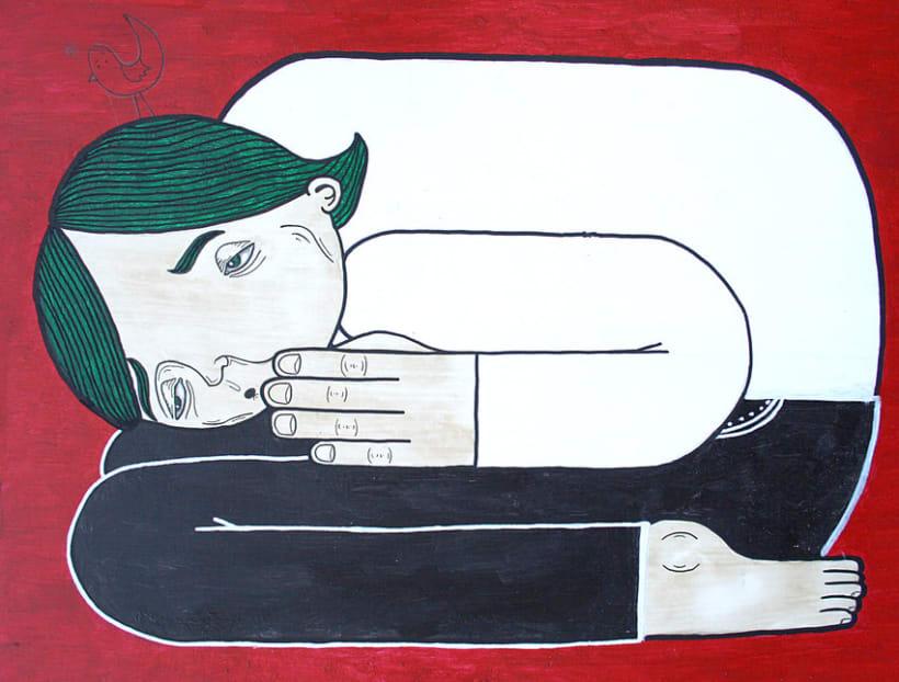 Pinturas para una exposicion 4