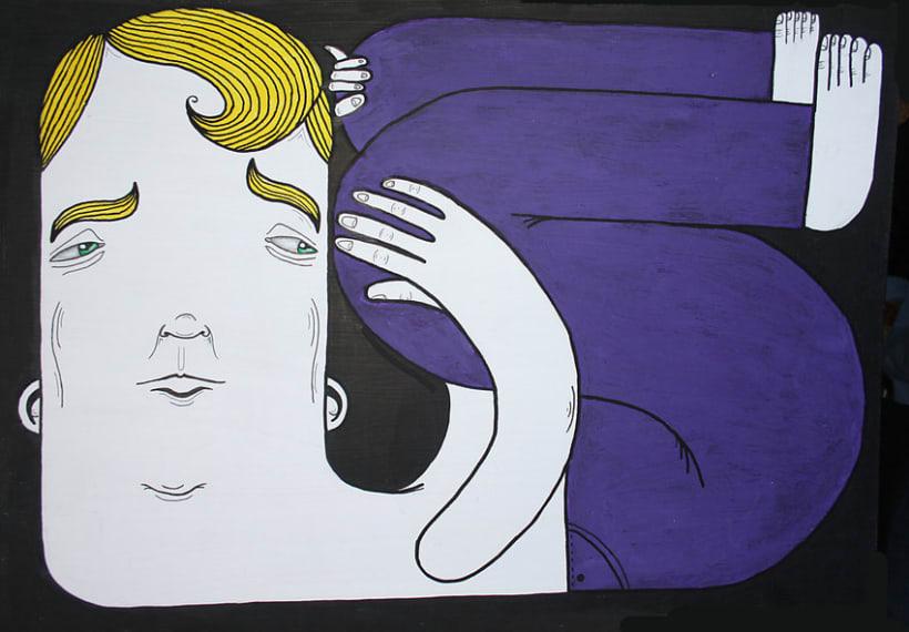 Pinturas para una exposicion 5