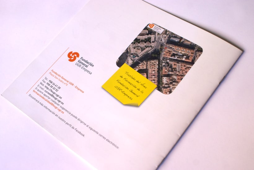Programas Formativos Fundación Empresa Universidad de Granada (FEUGR) 9