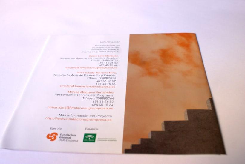 """Programa de Acciones Experimentales de Empleo """"Fundación Empresa Universidad de Granada"""" (FEUGR) 5"""