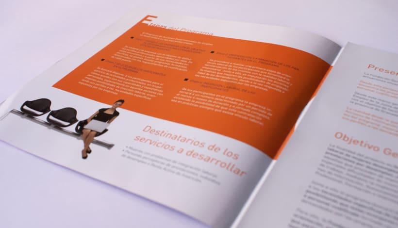 """Programa de Acciones Experimentales de Empleo """"Fundación Empresa Universidad de Granada"""" (FEUGR) 1"""