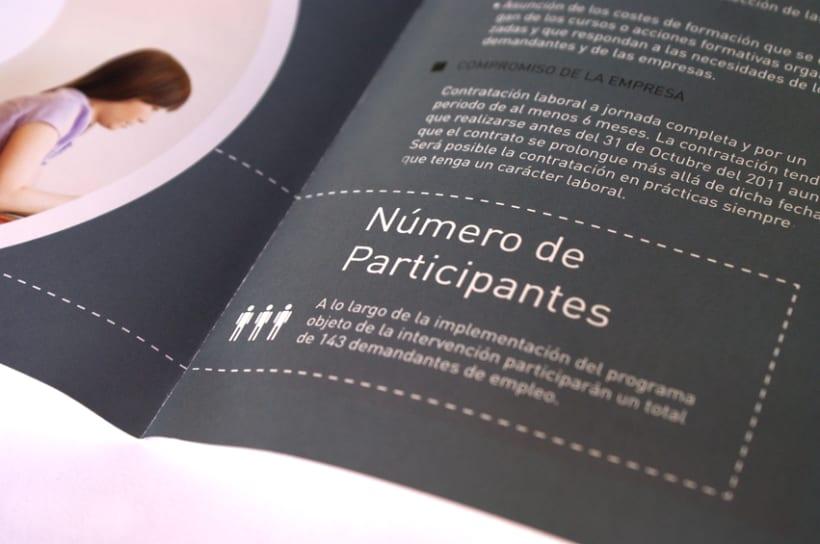 """Programa de Acciones Experimentales de Empleo """"Fundación Empresa Universidad de Granada"""" (FEUGR) 3"""