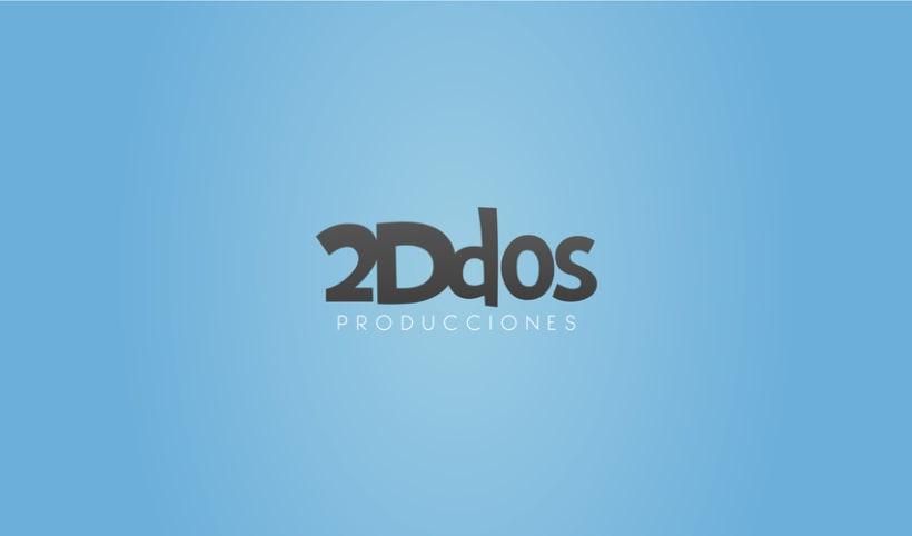 Identidad productora de animación + Branding + Cabecera + Personajes 2