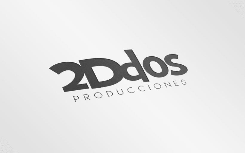 Identidad productora de animación + Branding + Cabecera + Personajes 4
