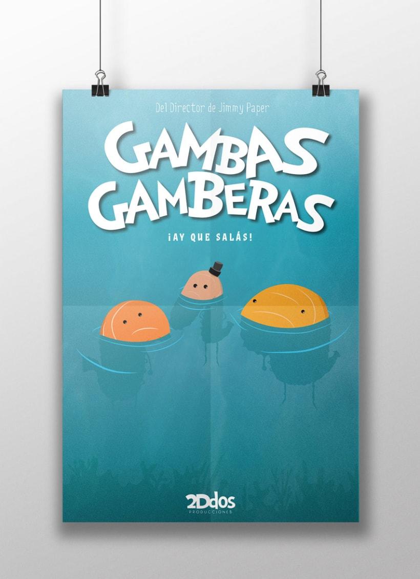 Identidad productora de animación + Branding + Cabecera + Personajes 6