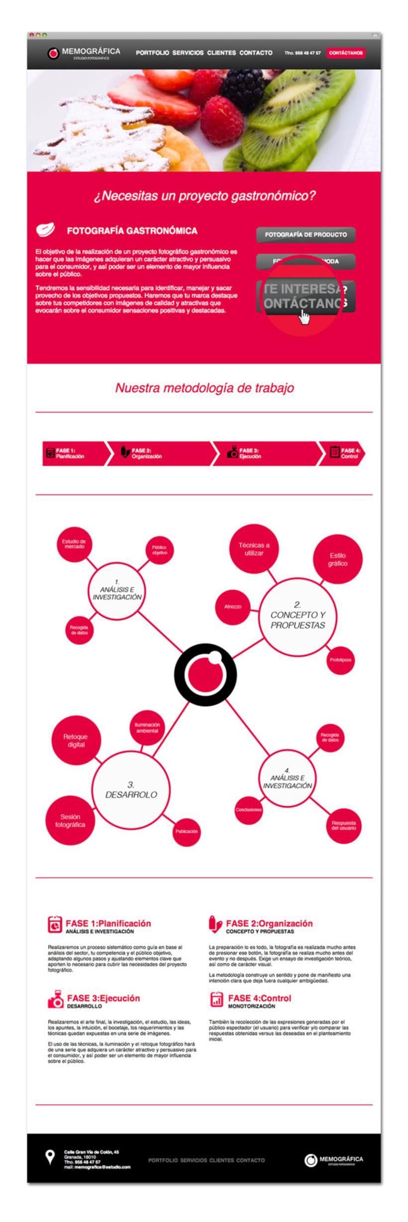 Diseño y Maquetación Web | Memográfica Estudio Granada 5