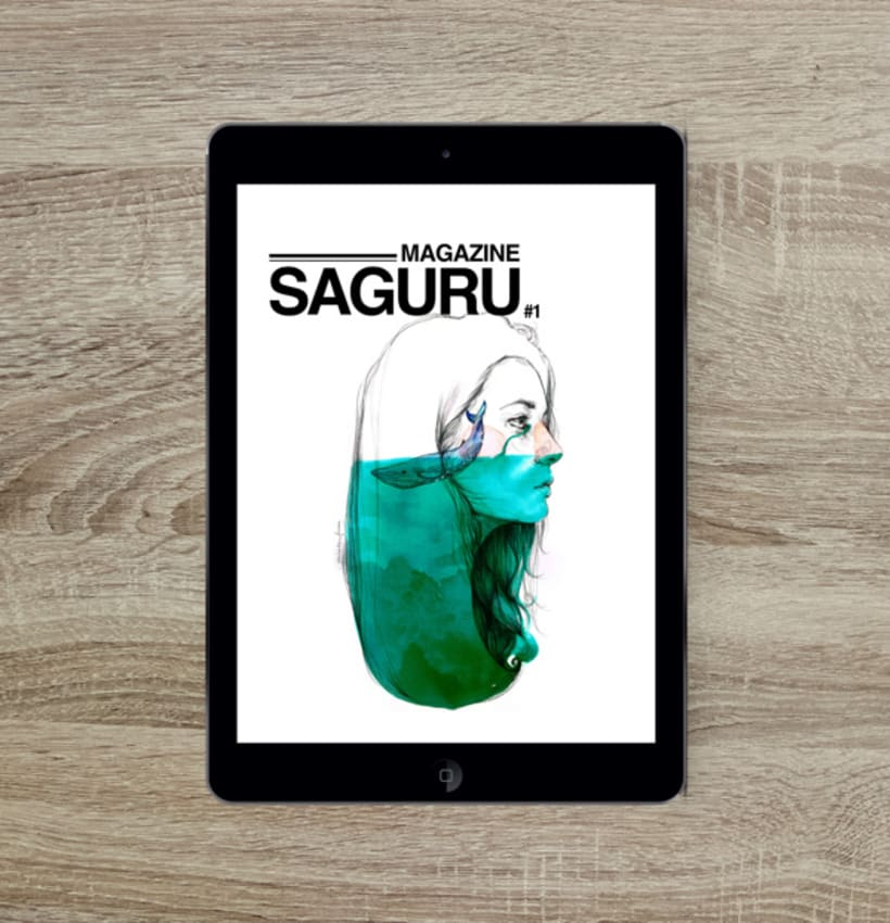 Saguru Magazine 3