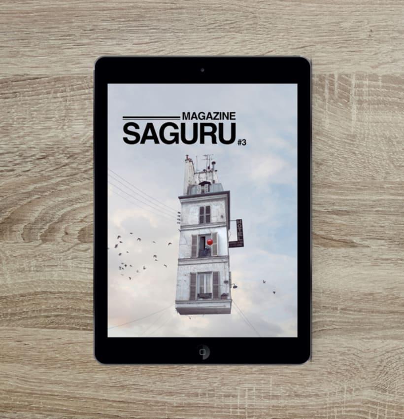 Saguru Magazine 4