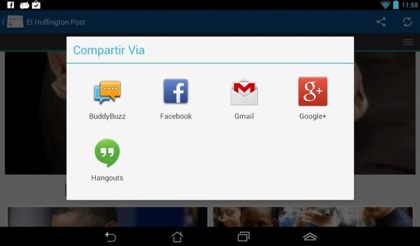 News4U - Noticias Prensa España Android -1