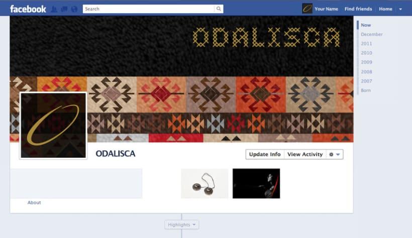 """Look&Feel """"Odalisca"""" 2"""