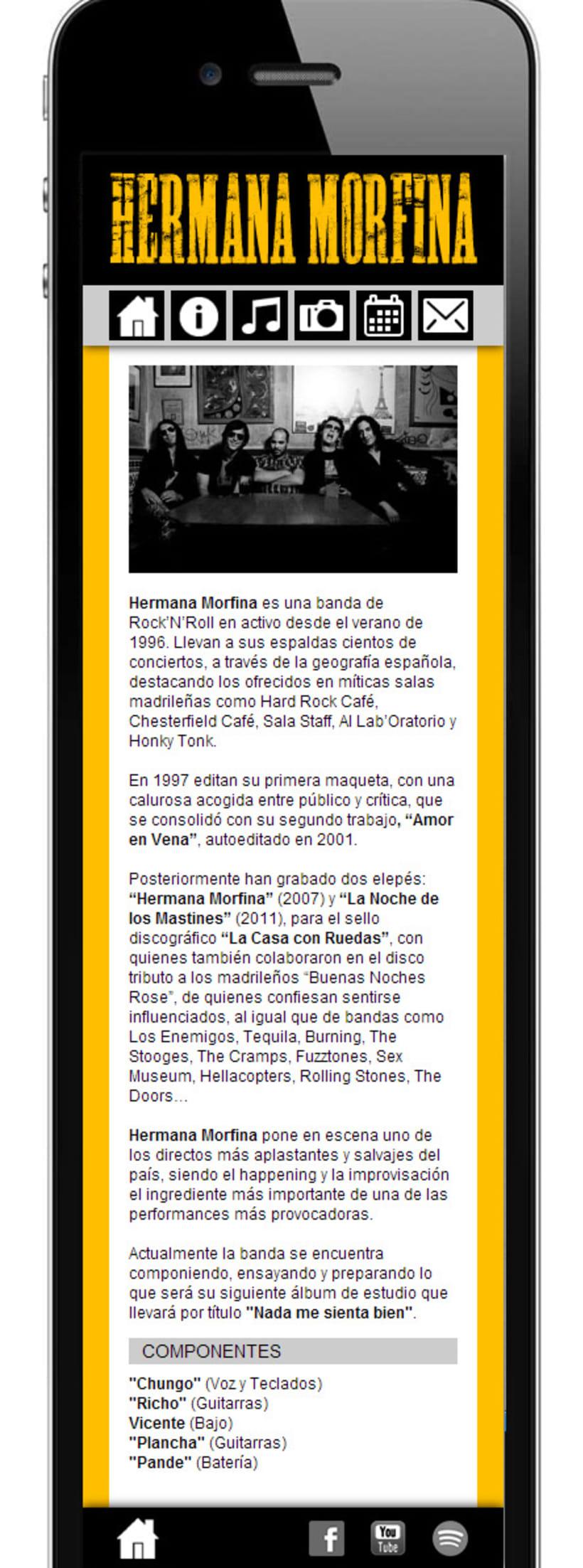 hermanamorfina.com (versión para dispositivos móviles) 0
