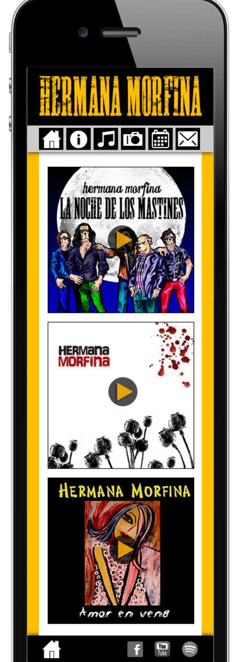 hermanamorfina.com (versión para dispositivos móviles) 1