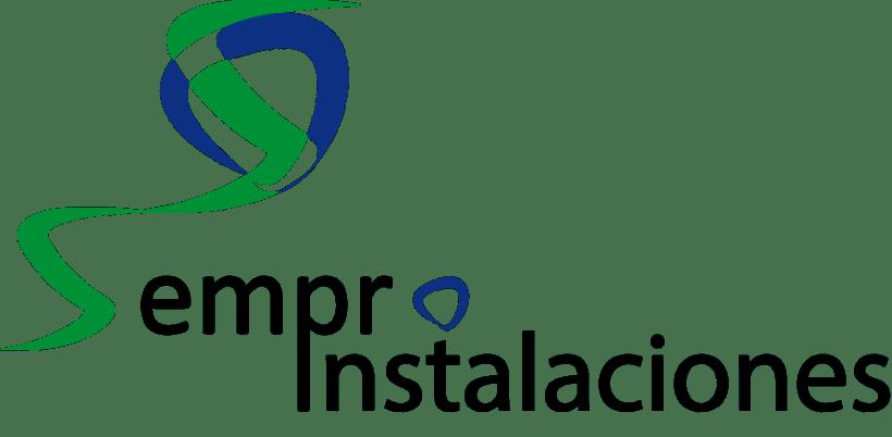 Imagen de empresa realizada para Sempro Logo, Pagina web ... 0
