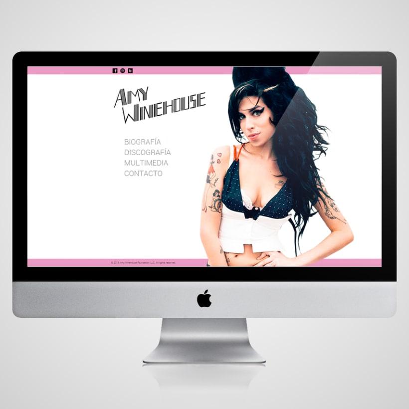 Amy Winehouse Web -1