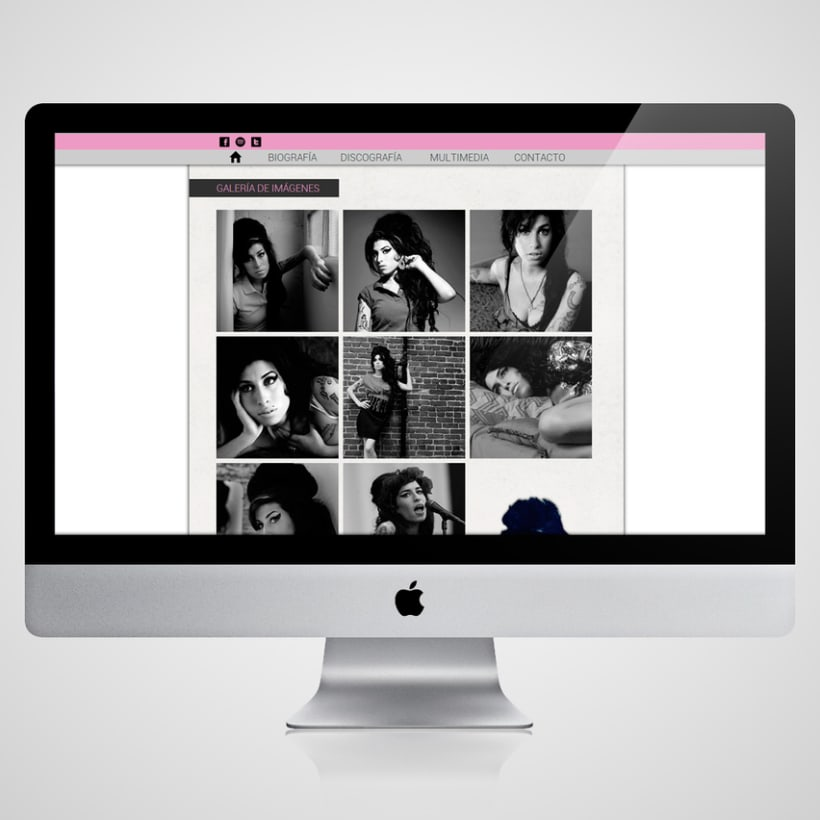 Amy Winehouse Web 2