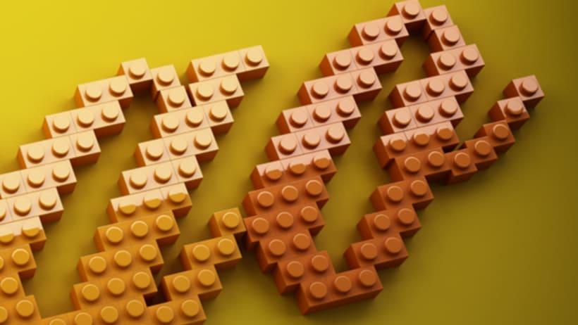 LEGO lettering 7