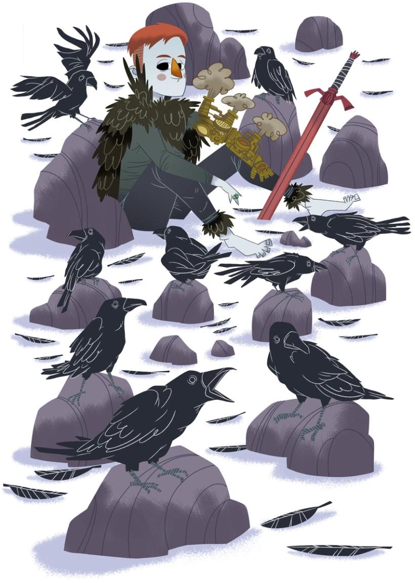 Los Cuervos -1