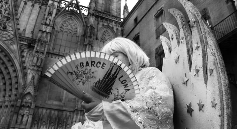 Barcelona    Blanco y Negro 17