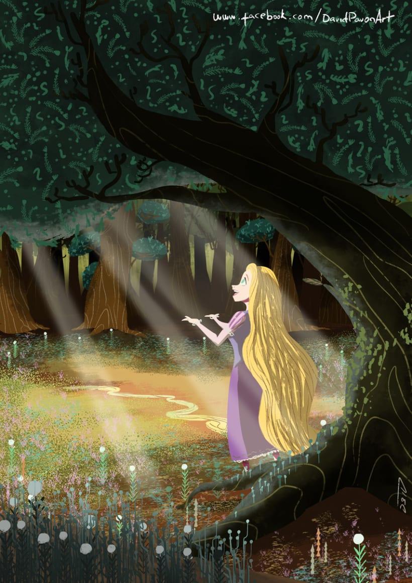 Rapunzel -1