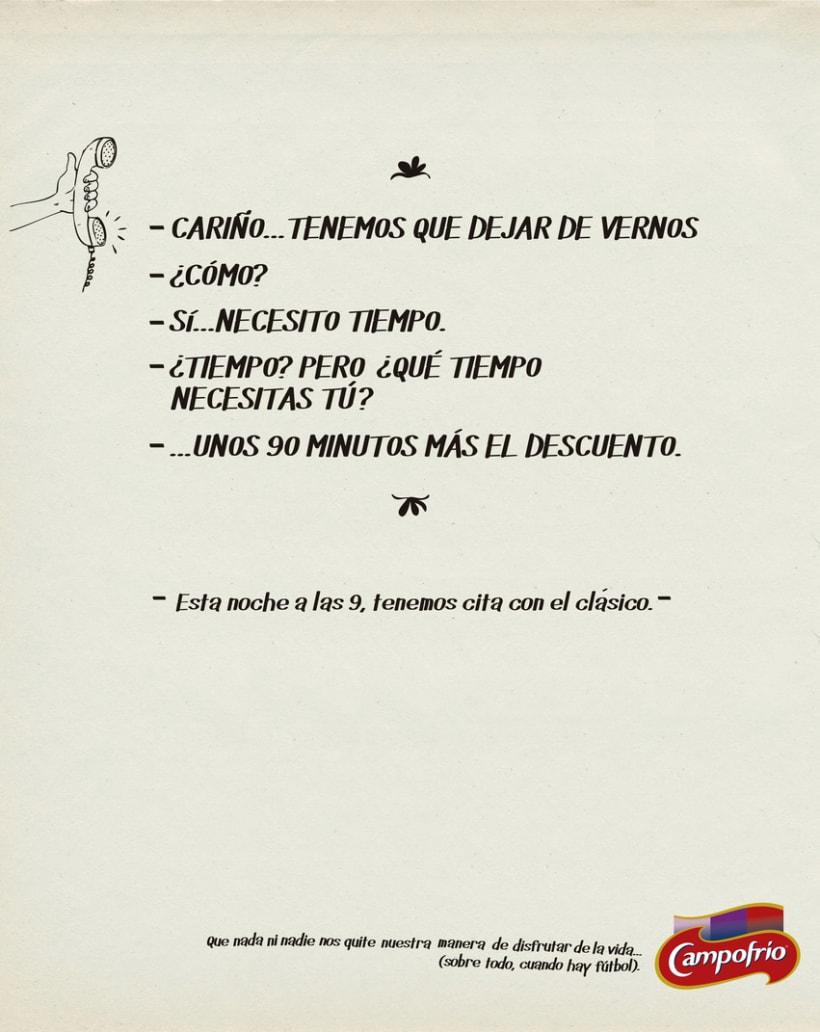 Campofrío & Radio Marca 7