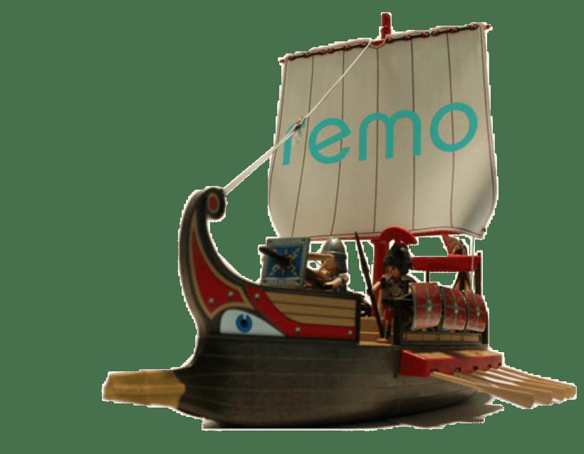 REMO - Zink Proyect  3