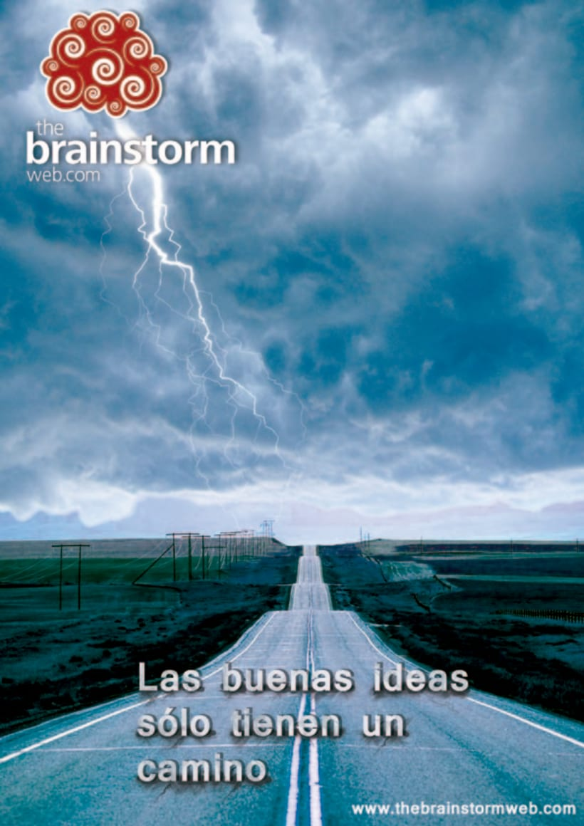 CARTELES THE BRAIN STORM WEB 1