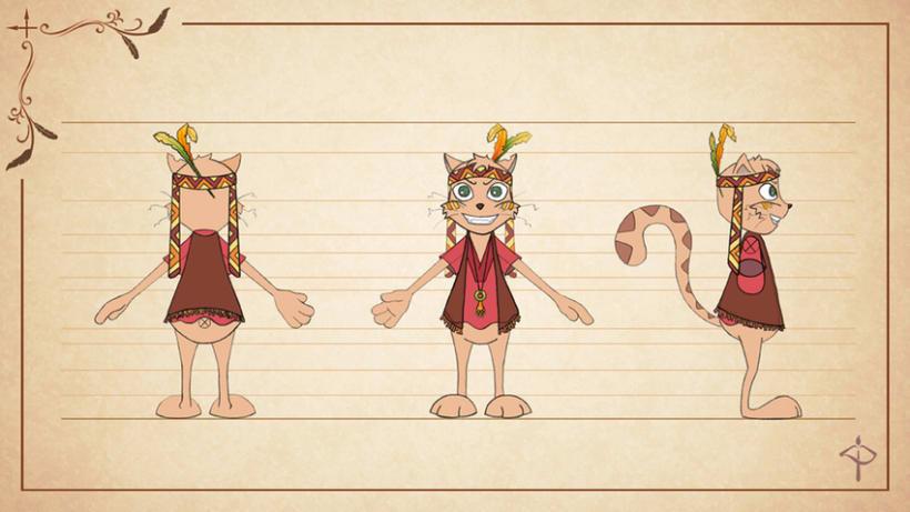 Character Desgin & Props 8